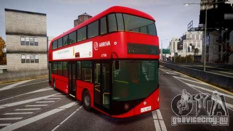 Wrightbus New Routemaster Arriva для GTA 4