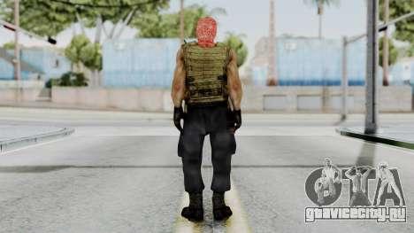 Terrorist для GTA San Andreas третий скриншот