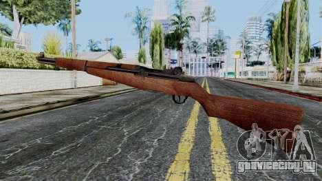 M1 Garand from Battlefield 1942 для GTA San Andreas второй скриншот