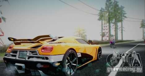ENB White_SA v1.0 для GTA San Andreas
