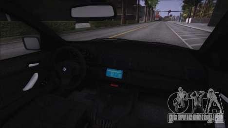 BMW X5 E53 для GTA San Andreas двигатель