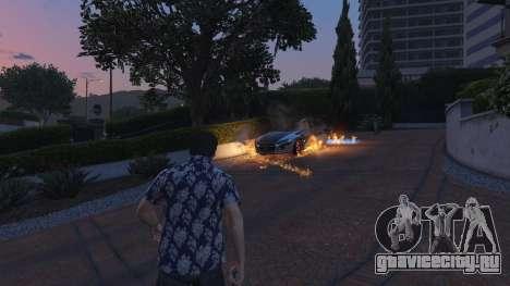 4K Fire Overhaul 2.0 для GTA 5 второй скриншот