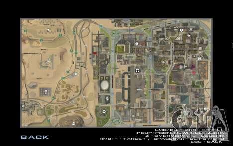 HD карта для Diamondrp для GTA San Andreas пятый скриншот