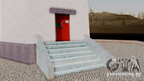 LS Santa Maria Lighthouse для GTA San Andreas второй скриншот