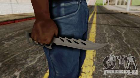 Ножик для GTA San Andreas третий скриншот
