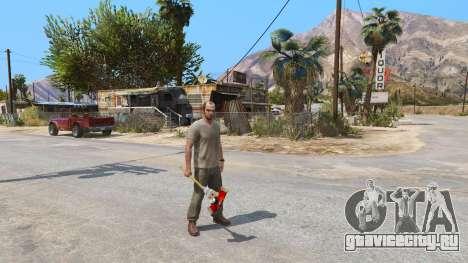 Топор из Dead Rising для GTA 5