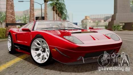 Vapid Bullet GT-GT3 для GTA San Andreas