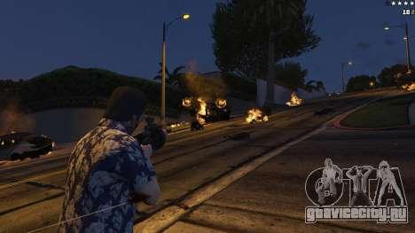 4K Fire Overhaul 2.0 для GTA 5 седьмой скриншот