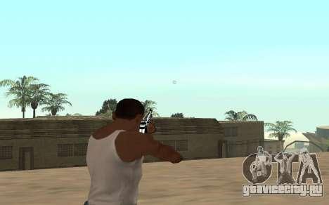 Rifle с тигрёнком для GTA San Andreas третий скриншот