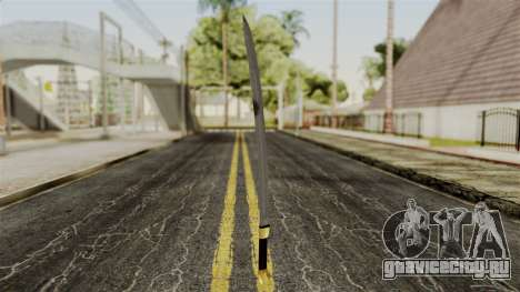 Шашка для GTA San Andreas третий скриншот