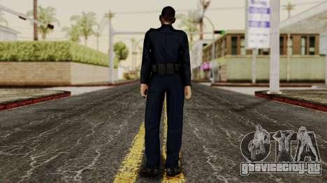 GTA 5 Cop для GTA San Andreas третий скриншот