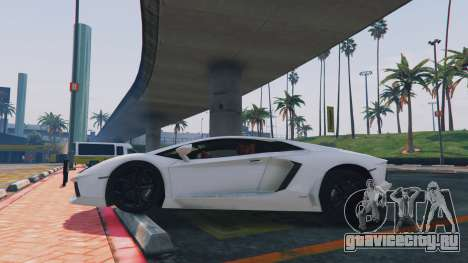 Realistic suspension for all cars  v1.6 для GTA 5 третий скриншот