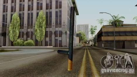 Brasileiro Night Stick v2 для GTA San Andreas второй скриншот