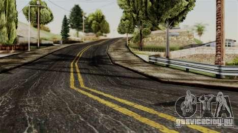 BlackRoads v1 LS Kenblock для GTA San Andreas