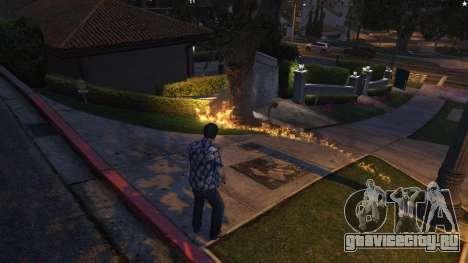 4K Fire Overhaul 2.0 для GTA 5 пятый скриншот