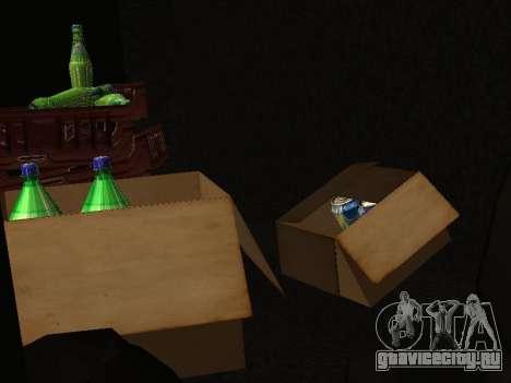 Boxville Sprite для GTA San Andreas вид сбоку