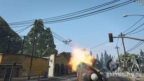 Huo Long Heater для GTA 5 восьмой скриншот