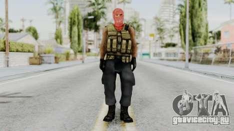 Terrorist для GTA San Andreas второй скриншот
