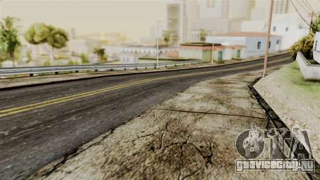 BlackRoads v1 LS Kenblock для GTA San Andreas третий скриншот