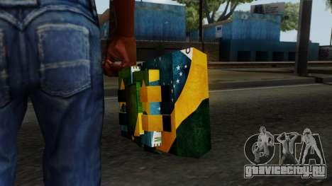 Brasileiro Satchel v2 для GTA San Andreas третий скриншот