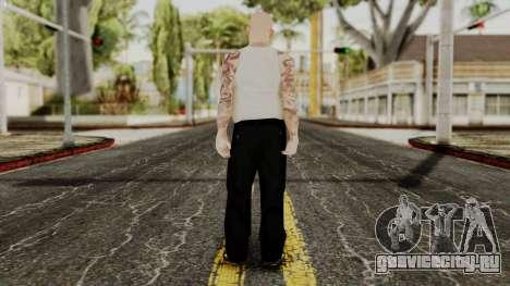 Alice Baker Young Member without Glasses для GTA San Andreas третий скриншот