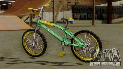BMX Race from Bully для GTA San Andreas вид слева