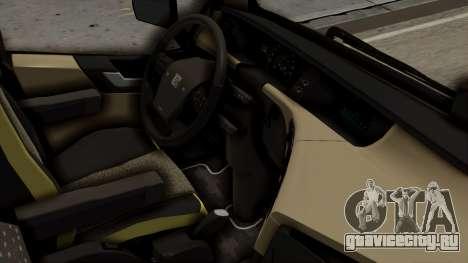 Volvo FH Euro 6 10x4 Exclusive High Cab для GTA San Andreas вид справа
