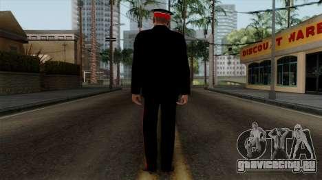 Вице-сержант Казанского СВУ v2 для GTA San Andreas третий скриншот