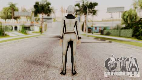 DOA 5 Christie Assasin для GTA San Andreas третий скриншот