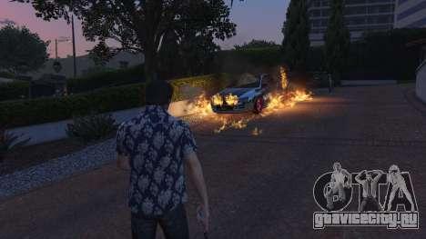 4K Fire Overhaul 2.0 для GTA 5 третий скриншот