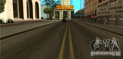 60 Animations v2.0 для GTA San Andreas третий скриншот