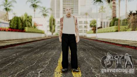 Alice Baker Young Member without Glasses для GTA San Andreas второй скриншот