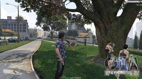 Rob & Sell Drugs 1.1 для GTA 5 шестой скриншот