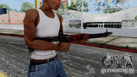 FG-42 from Battlefield 1942 для GTA San Andreas третий скриншот