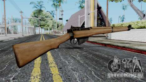 Lee-Enfield No.4 from Battlefield 1942 для GTA San Andreas второй скриншот