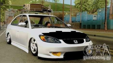 Honda Civic 2005 для GTA San Andreas