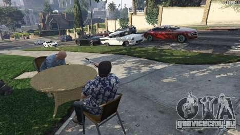 Русская рулетка для GTA 5 второй скриншот