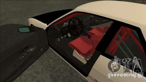 Nissan Silvia S13 Drift для GTA San Andreas вид справа