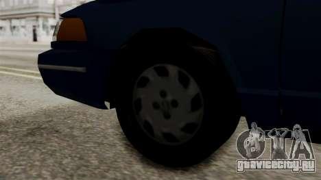 Ford Crown Victoria LP v2 Civil для GTA San Andreas вид сзади слева