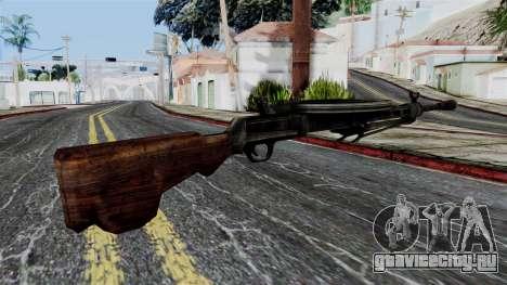 DP LMG from Battlefield 1942 для GTA San Andreas второй скриншот