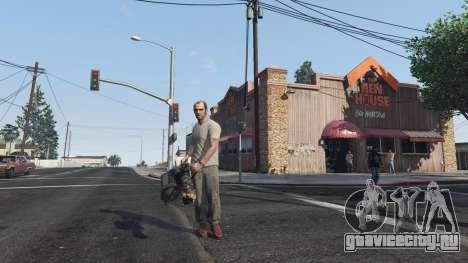 Huo Long Heater для GTA 5 второй скриншот