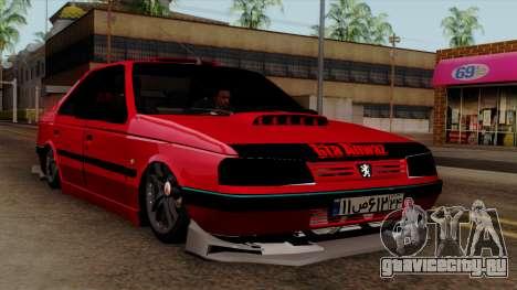 Peugeot 405 Full Sport для GTA San Andreas