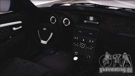 ВАЗ 2112 Качественный Сток для GTA San Andreas двигатель
