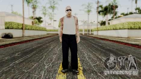 Alice Baker Young Member для GTA San Andreas второй скриншот