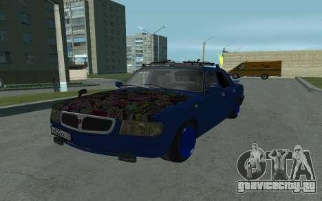 GAZ 3110 Volga для GTA San Andreas