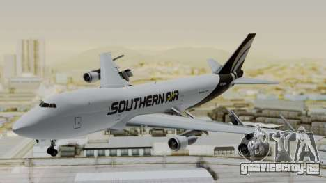 Boeing 747 Southern Air для GTA San Andreas