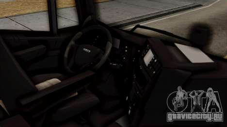 Volvo Truck from ETS 2 для GTA San Andreas вид справа