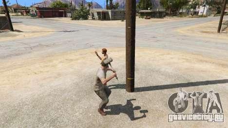 Молот Шао Кана из Mortal Kombat для GTA 5 шестой скриншот