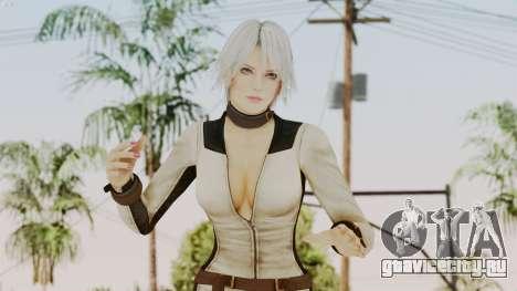 DOA 5 Christie Assasin для GTA San Andreas
