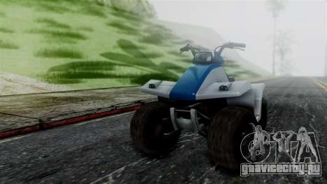 Updated Quad для GTA San Andreas